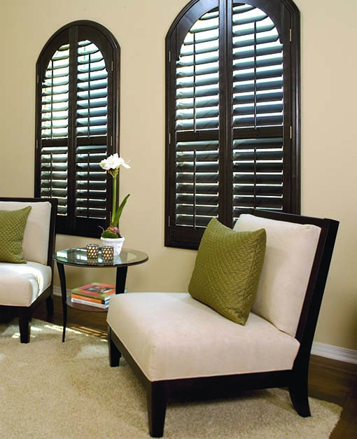 Custom Shutters for Windows in Homes, Dining Rooms and Living Rooms in Jacksonville, Florida (FL)