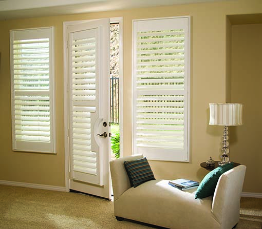 Custom Shutters for Windows in Homes, Sitting Rooms, and Apartments in Jacksonville, Florida (FL)