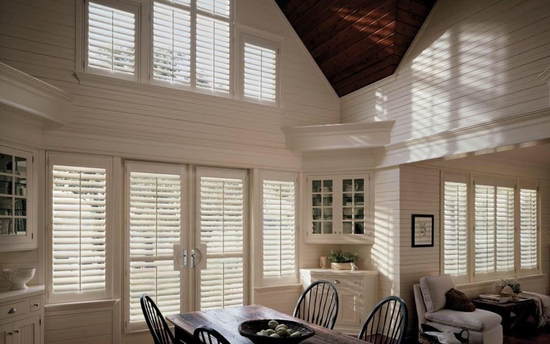 Are Shutters Safe for My Children and Pets?