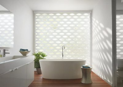 Designer Banded Shades for Homes & Washing or Bathrooms in Jacksonville, FL