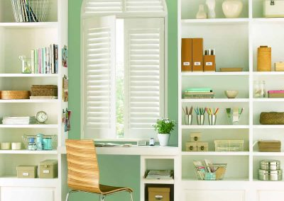 Palm Beach™ Shutters for Homes & Student Craft Rooms in Jacksonville, FL