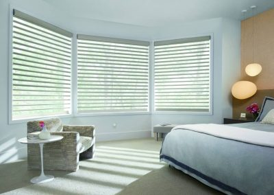 Pirouette® Shades with PowerView® for Homes & Master Bedrooms in Jacksonville, FL