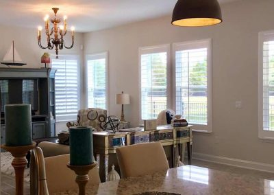Custom Shutters for Homes & Dining Rooms in Jacksonville, FL