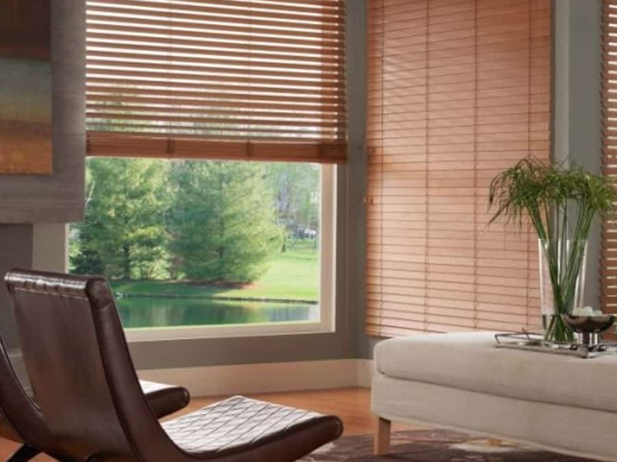Custom Wooden Blinds for Homes, Sitting Rooms, and Offices in Jacksonville and Atlantic Beach, Florida (FL)