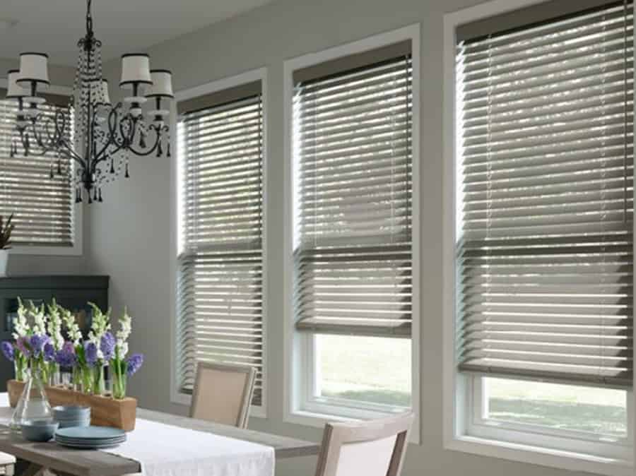 Custom Wooden Blinds for Homes, Dining Rooms, and Kitchens in Jacksonville and Atlantic Beach, Florida (FL)
