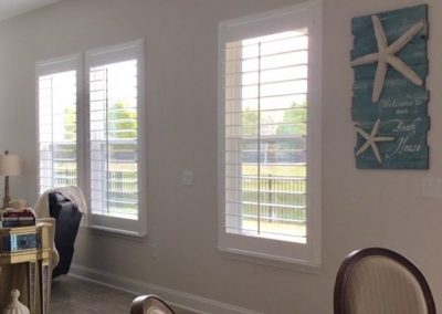 Custom Window Treatments for Homes & Living Rooms in Jacksonville, Florida (FL)