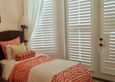 Custom Window Treatments for Bedrooms in Jacksonville, Florida (FL)