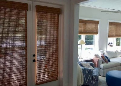 Grass Weaves Window Shades for Living Rooms in Jacksonville, Florida (FL)