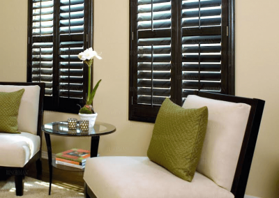 Custom Wood Shutters for Homes in Jacksonville, Florida (FL)