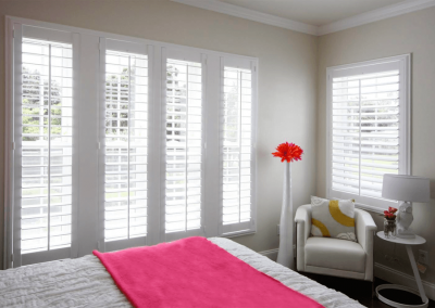Custom Window Treatments for Homes & Bedrooms in Jacksonville, Florida (FL)