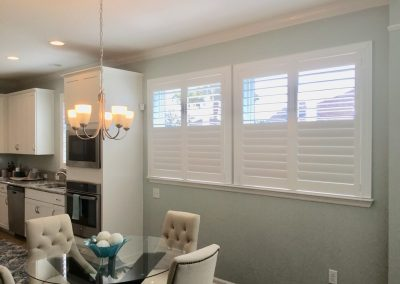 Custom Window Treatments for Kitchens in Jacksonville, Florida (FL)