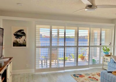 Gallery of Custom Window Treatments for Homes in Jacksonville, Florida (FL) like Bypass in Living Rooms