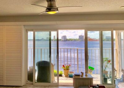 Gallery of Custom Window Treatments for Homes in Jacksonville, Florida (FL) like Wooden Bypass Shutters