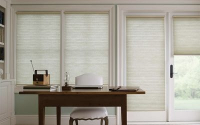 Commercial Blind Options for Offices Near Jacksonville, Florida (FL) like Honeycomb Shades from Alta Window Fashions