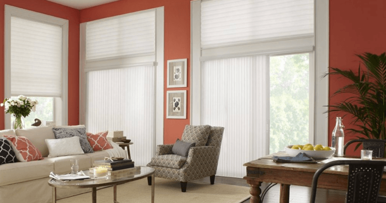 Honeycomb Shades for Every Type of Space Near Jacksonville, Florida (FL) like Alta for Living Rooms