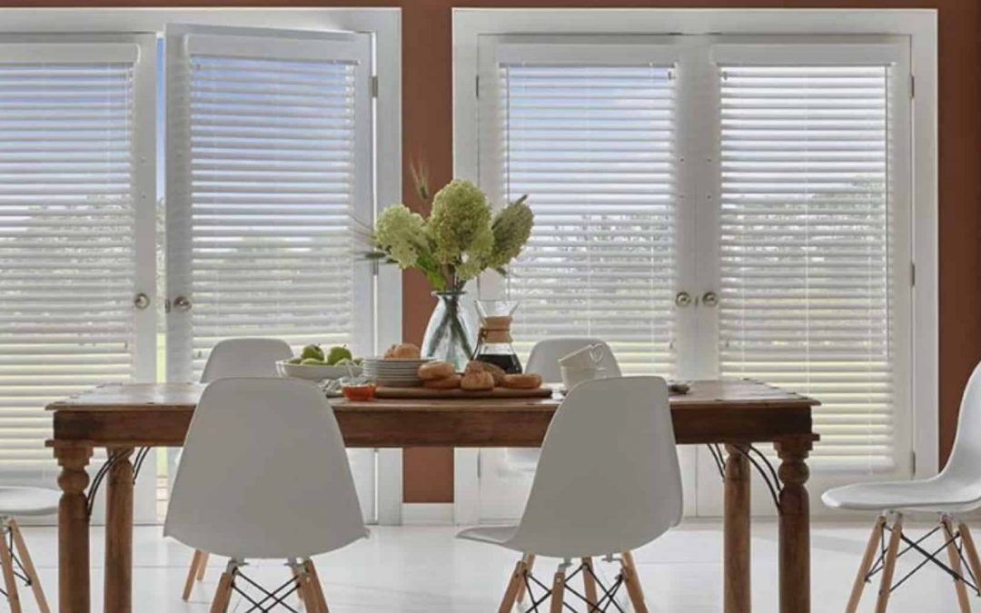 Achieving Beauty with Faux Wood Blinds