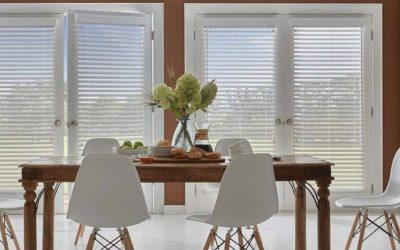 Achieving Beauty with Faux Wood Blinds Near Jacksonville, Florida (FL) like Alta Styles for Dining Rooms