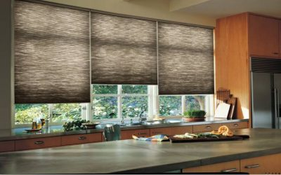 Favorite Fall Window Treatments for Homes near Jackson, Florida (FL), including Energy Efficient Shades.