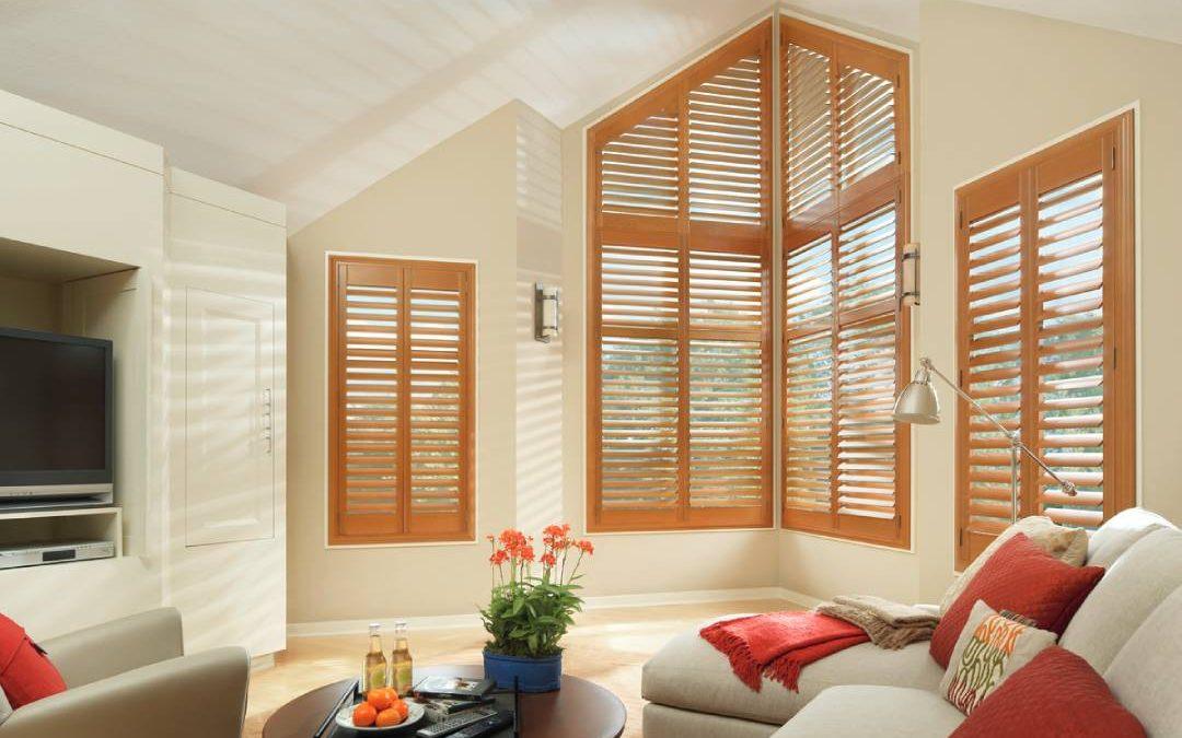 Selecting Hunter Douglas Window Treatments