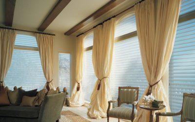 Hunter Douglas Silhouette® Window Shading near Jacksonville, Florida (FL), that offers soft lighting and style