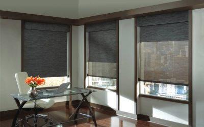 Hunter Douglas Designer Screen Shades near Jacksonville, Florida (FL), that help reduce energy bills