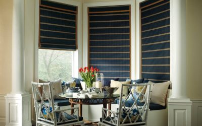 Provenance® Woven Wood Shades near Jacksonville, Florida (FL), that offer light-filtering properties and durable styles