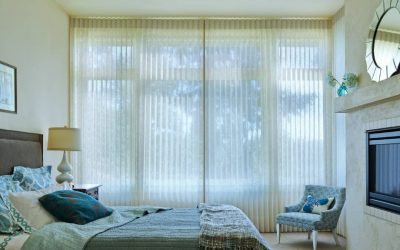 Luminette® Privacy Sheers near Jacksonville, Florida (FL) and other wide window shade options from Hunter Douglas